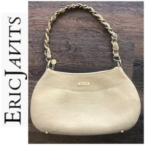 Eric Javits purse. Carried with love but lots left